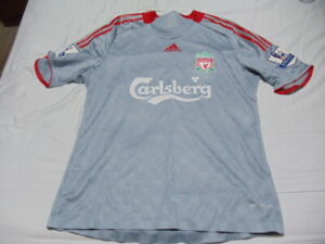 Liverpool Matchworn/Issued Third