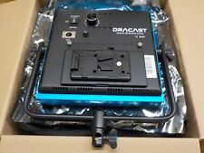 Dracast Drp-Lk-2x1000-Dv 2 X Led1000 Kit, Daylight with V-Mount Battery Plates