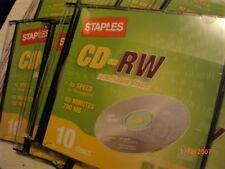 Blank CD disc jewel case lot