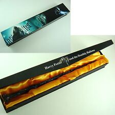 "HOT New Harry Potter 14.5"" Magical Wand Replica Cosplay Halloween Gift In Box"