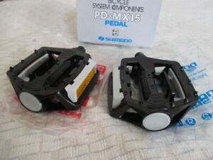 Shimano SX Pedals 9/16 Black for NOS Old School BMX Victor Shimano KKT MKS SR DX