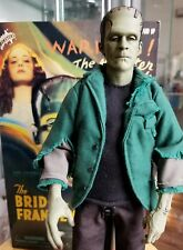 "Sideshow The Bride of Frankenstein Monster 12"" Figure Universal Studios 1/6"