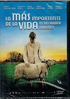 Lo mas importante de la vida es no haber muerto (DVD Nuevo)