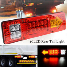 LED Rear Tail Light Brake Signal Reverse Lamp Bulb For Car Trailer Truck Vehicle