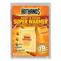 HotHands Body & Hand Super Warmer (3 count)- SUPER LARGE SIZE- ITEM: BAG-HH13