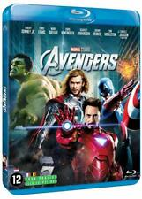 Avengers Blu-ray The Avengers Marvel Blockbuster Meilleur Film Américain Comics
