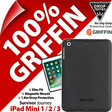 Griffin Survivor Journey Protective Tablet Case Cover for Apple iPad Mini 1 2 3