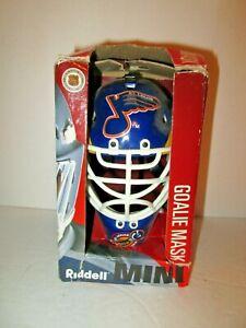 Riddell NHL St. Louis Blues Mini Goalie Mask