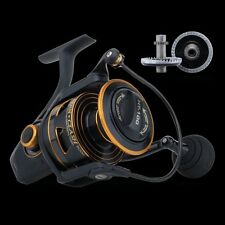 Penn Clash CLA 8000 Spinning Fishing Reel + Free Line + Warranty