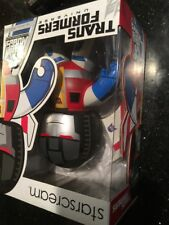 "Mighty Muggs Series - Transformers Universe, Starscream 6"" Vinyl Figure New"