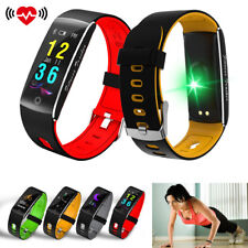 Sport Activity Fitness Tracker Heart Rate Bracelet Smart Watch for Cellphone