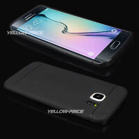 NEW Gel Silicone Case TPU Cover For Samsung Galaxy S6 EDGE Edge to Edge Screen