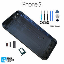NEW Metal Rear Back Battery Cover Housing Replacement For iPhone 5 - SLATE GREY