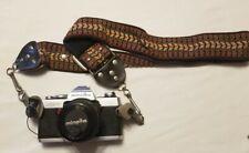 Vintage Minolta XG-7 50mm SLR Camera w/Minolta MD Rokkor-X 50mm f1.7 Lens