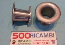 FIAT 500 F/L/R 126 COPPIA TROMBONCINO FILTRO ARIA SFIATO CARBURATORE WEBER 40mm