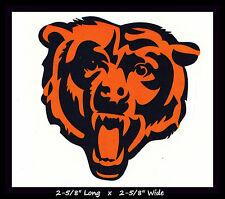 CHICAGO BEARS FOOTBALL NFL TEAM LOGO DESIGN DECAL STICKER~BOGO 25% OFF