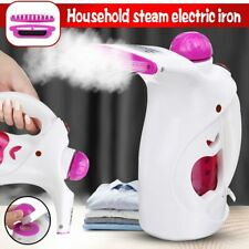 200ml Handheld Garment Steamer Portable Clothes Ironing Steamer Brush Devices