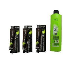 L'Oreal Professionnel INOA Ammonia-Free Permanent Hair Colour 60ml-Choose Shade