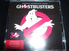 Ghostbusters - Ost (30th Anniversary) Soundtrack CD – New