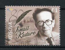 Kosovo 2017 MNH Ismail Kadare 1v Set Writers Literature Stamps