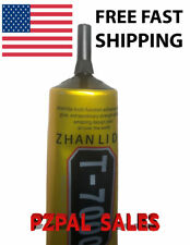 Zhanlida Black T-7000 Glue 110ml Super Adhesive for Watch and Phone Repairs