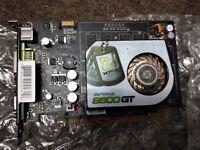 GF GeForce 8600GT 540M 512MB DDR2 TV DVI PCI-E Video Graphics Card