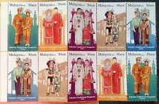 M'sia booklet Traditional Wedding Costumes 10v 2009