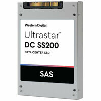"""WD Ultrastar DC SS200 800GB SAS 12Gb/s 2.5"""" SSD SDLL1DLR-800-5CF1 (0TS1511)"""