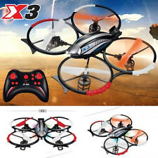 RC DRONE QUADCOPTER 4 CHANNEL STUNT 2.4GHZ HELICOPTER 6 AXIS GYRO FLYING GIFT