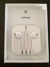 New Genuine Apple iPhone 5/5S EarPods Earbuds Earphones Headphones MD827LL/A