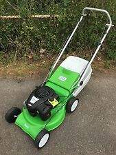 "Viking Stihl MB248T 18"" SP Rotary Petrol Lawnmower with Grass Bag"