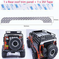 1/10 RC Rear Roof Plate Decorative Panel For Traxxas TRX4 Land Rover Defender FS