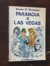 Thompson - PARANOIA A LAS VEGAS - Arcana 1978 1a edizione