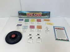 Monopoly Deluxe Edition 1998 Replacement Deeds Cards Rules