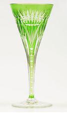 Römer Sektglas Sektflöte Überfang grün emerald ev. Meyrs Neffe