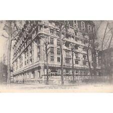 VICHY 165 hôtel rubl façade sur les parcs écrite 1916