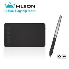 Digital Drawing Tablet Huion H640P Battery free Stylus Pen 8192 Pressure 5080Lpi