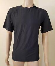 Champion Black Vapor Men Performance Moisture-Wicking Lightweight Medium T Shirt