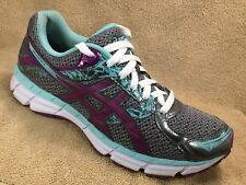 ASICS Gel Excite 3 Womens 9 Running Shoes Athletic Gray Blue Walking Training
