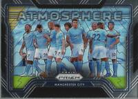 2020-21 Panini Prizm English Premier League Atmosphere #7 Manchester City