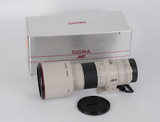 Sigma APO 5.6 400mm - Nikon F