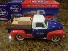 Cooper Tires 1952 Chevrolet 3100 Pickup Sideboards & Load Bank Limited Edition