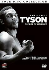 Tyson: Raw and Uncut - The Rise of Iron Mike [4x DVD] *NEU* BOXEN DVD