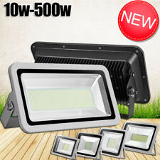 10W-500W LED Flood light Cool White & Warm White Arena Outdoor Garden Spot Light
