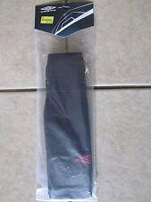 Umbro Black/Red Team Tube Socks - L/B - AS3214 - All Sports - New  (T 30)
