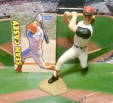 1999 Sean Casey - Starting Lineup - Slu - Loose Figure & Card - Cincinnati Reds