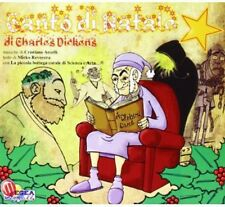 Canto Di Natale Di Charles Dickens - Piccola Bottega Cora (2010, CD NUOVO)