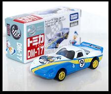 TOMICA DISNEY MOTORS RACING DM-17 Donald Duck Car Speed Way Star 2013 TOMY Gift