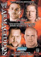 WWE - Armageddon 2002 (DVD, 2003)