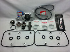 06-11 HONDA RIDGELINE GENUINE/OEM COMPLETE TIMING BELT WATER PUMP & GASKET KIT